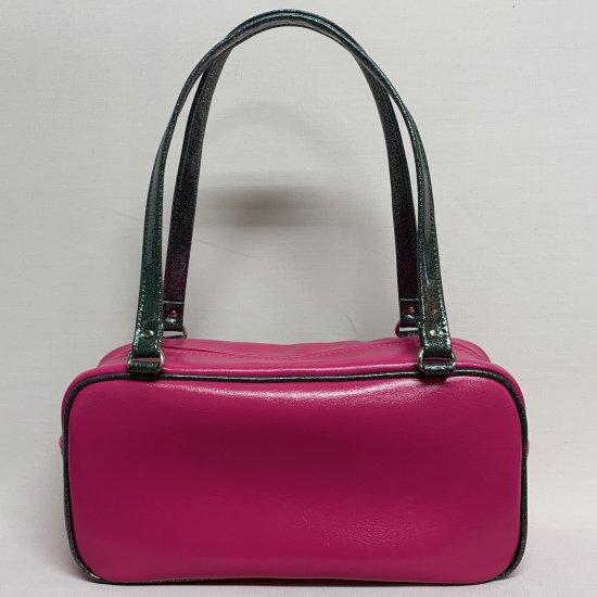 Psycho Apparel Kustom Bag -Cat's Romance Edition in Pink-