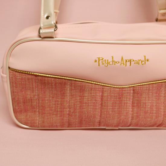 Psycho Apparel Kustom Bag -Pink Cadillac-