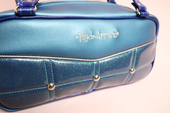 Psycho Apparel Kustom Bag -Blue Lagoon Shoulder Type -