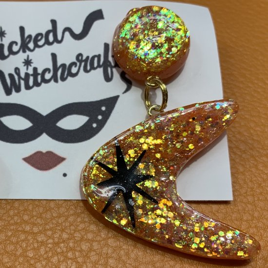 Wicked Witchcraft Wicked Boomerang Orange