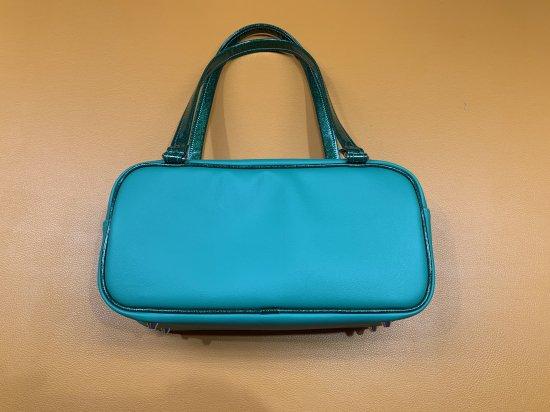 Psycho Apparel Kustom Bag Green Poison Shoulder Type