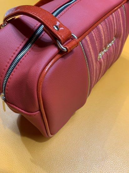 Psycho Apparel Kustom Bag Red Poison Shoulder Type