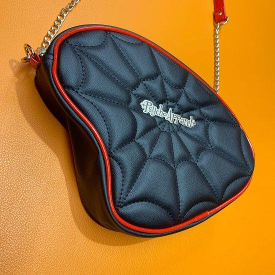 Psycho Apparel Kustom Bag Atomic Type  in Twilight Orange