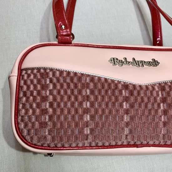 Psycho Apparel Kustom Bag Pink Sunset Shoulder Type