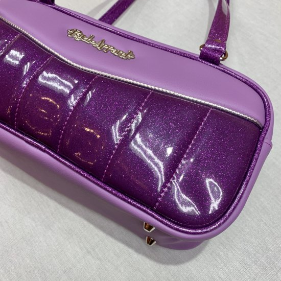 Psycho Apparel Kustom Bag Purple Rain Shoulder Type