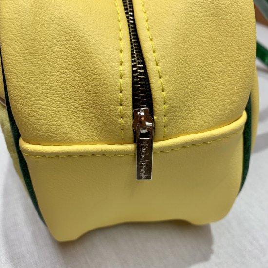 Psycho Apparel Kustom Bag Yellow Sunflower Shoulder Type
