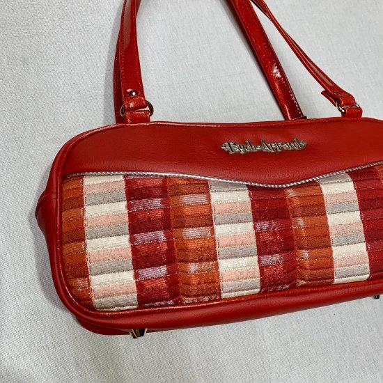 Psycho Apparel Kustom Bag Red Cat Eyes Shoulder Type