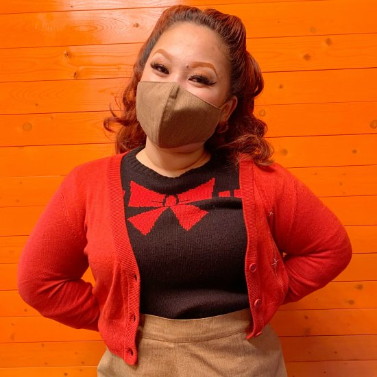 Betty Boobarella Wendy Denim Trousers Mask(7色展開)