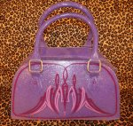 CUSTOM CANDY BAG PURPLE
