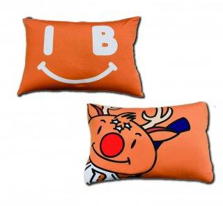 枕カバー([しかっち][IB]の2種類)