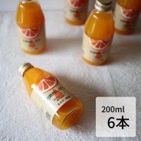 「完熟純しぼり」200ml×6本