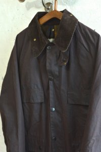【BARBOUR SOUTH SHIELDS オイルドジャケット size42】