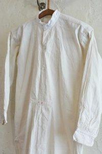 【1920's イタリア製 スリーピングロングシャツ】