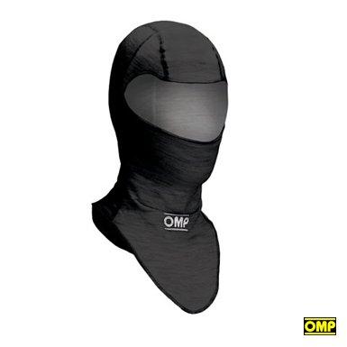 OMP ONE マスク(BALACLAVA) ブラック【FIA公認】