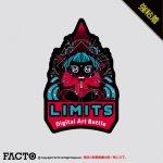 小林 ミキ ステッカー Sサイズ 強粘着-LIMITS Japan Final (2016)