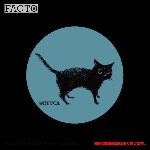 ryuca 缶バッジ S(32) ノーマル