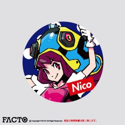 NicoJack 缶バッジ S(32) ノーマル
