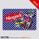 NicoJack ステッカー カードサイズ 弱粘着