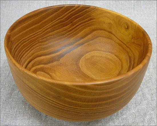 作品:桑の木のお椀