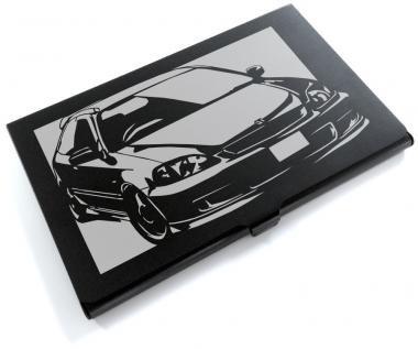 ホンダ(HONDA) シビック Type R EK9の切り絵をデザインしたカードケース[CC-118]