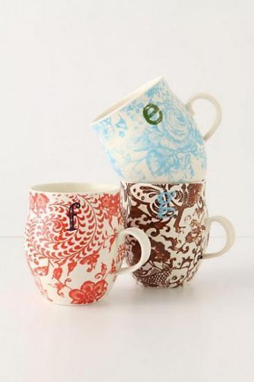 ����ݥ?����¨Ǽ�ϥ��˥����ޥ����åף�-��-Homegrown Monogram Mug