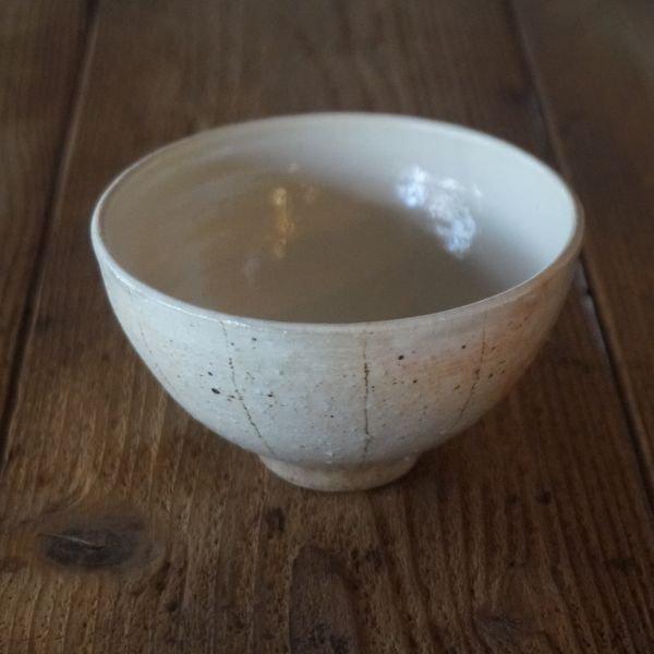 【古谷製陶所】たて鉄線 飯わん(茶碗)