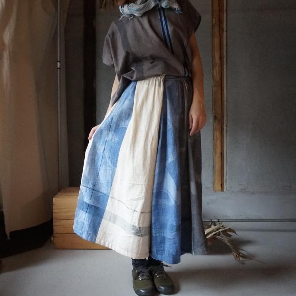 【tamaki niime】コットンワイドパンツ ショート(Only wide pants short)WPS
