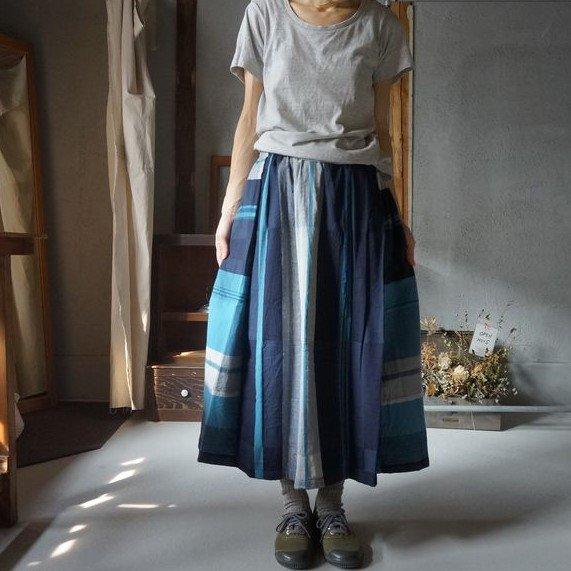 【tamaki niime】コットン ポワンスカート Only one powan skirt short PSS