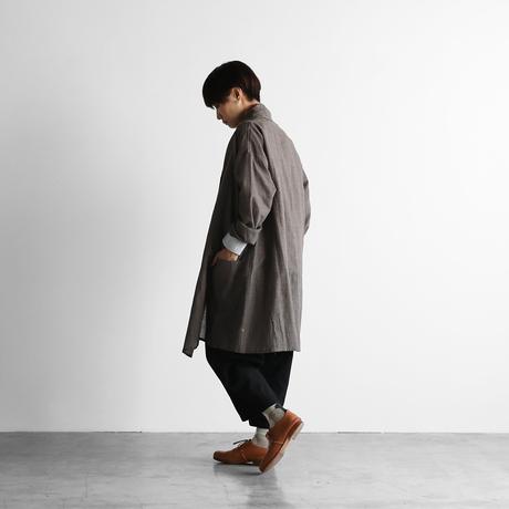 【HUIS.】701 ウォッシャブルウールエアリーロングカーディガン(3色展開)【ユニセックス】