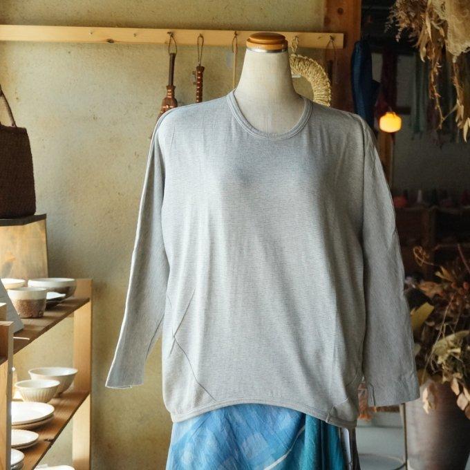 【tamaki niime】マルT long sleeves size2