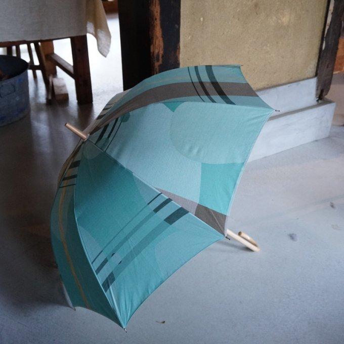 【tamaki niime】【春展】晴雨兼用傘 よけよけ