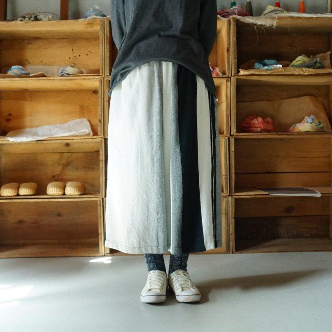 【tamaki niime】コットン sen(short)