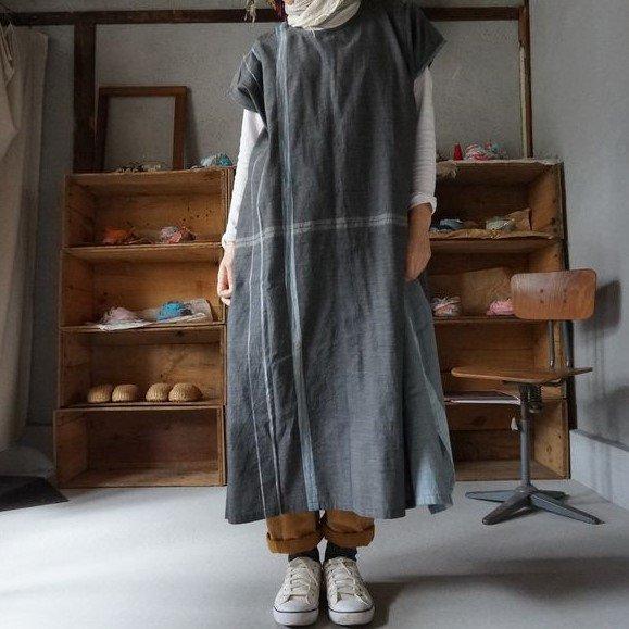【tamaki niime】コットン fuwa-T long