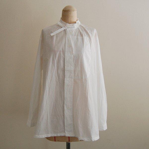【AIR ROOM PRODUCTS】スモックシャツ オフホワイト【受注】