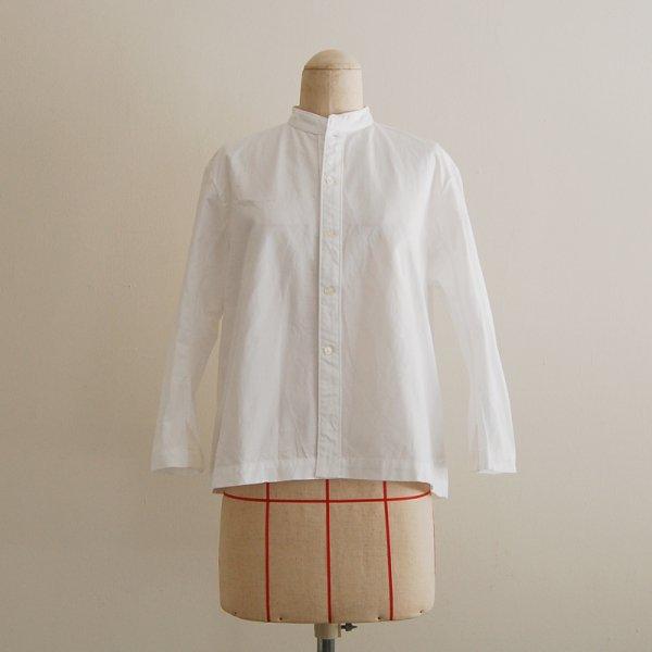 【AIR ROOM PRODUCTS】ジャケットシャツ オフホワイト【受注】