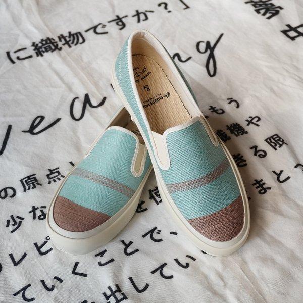 【tamaki niime】すぽん 23.5cm【てんてん】