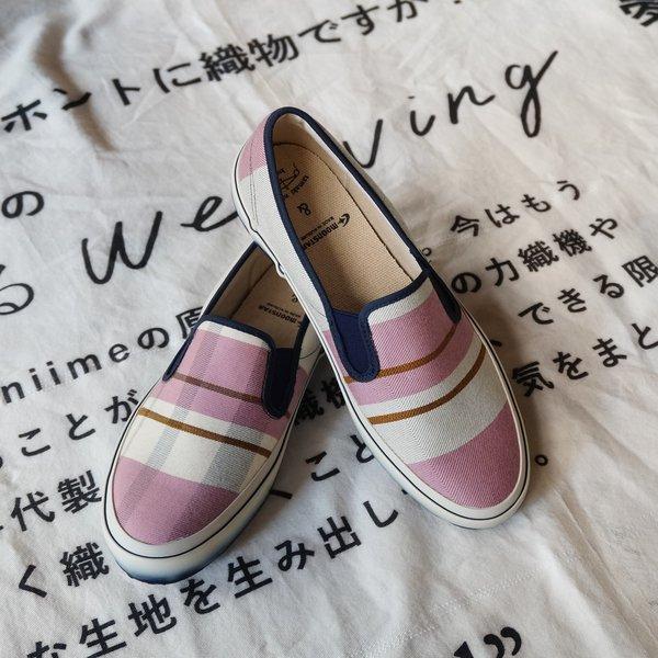 【tamaki niime】すぽん 24.5cm【てんてん】