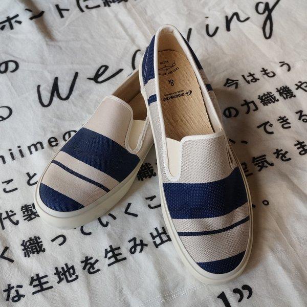 【tamaki niime】すぽん 27.5cm【てんてん】