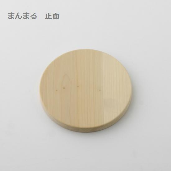 【woodpecker】いちょうの木のまな板 まんまる ※予約商品