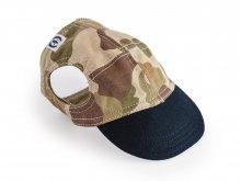 CAMO CAP (beige×navy)