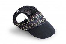 HAWAIIAN CAP(black×aloha)