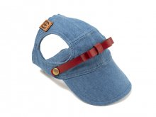 <img class='new_mark_img1' src='https://img.shop-pro.jp/img/new/icons5.gif' style='border:none;display:inline;margin:0px;padding:0px;width:auto;' />FLORENCE LEATHER CAP (light blue)