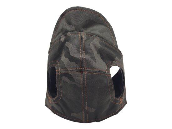 camouflage cap(khaki)
