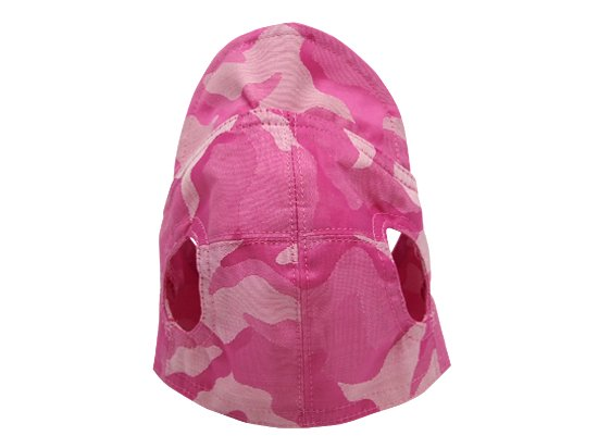 camouflage cap(pink)