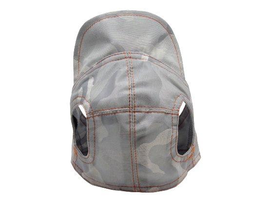 camouflage cap(gray)