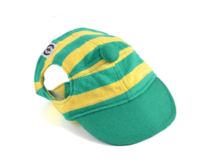 CANDY CAP (green×yellow)