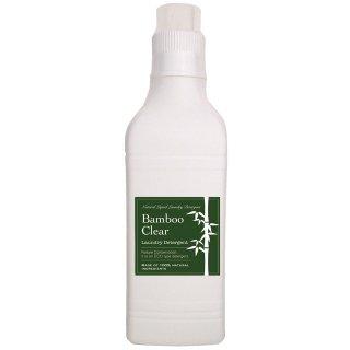 天然成分100%の無添加洗濯用洗剤 Bamboo Clear1L ボトルタイプ