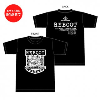 REBOOT TYPE A Tシャツ
