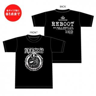 REBOOT TYPE B Tシャツ
