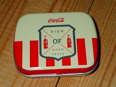 コカコーラ Coca-Cola ミニケース(PT-PC...